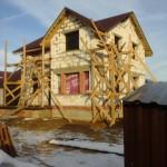 Строительство дома, отопление водоснабжение