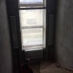 Отопление лестницы