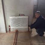 Лучевое отопление дома